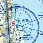 Carte numérique OACI - Sud-Est 2019