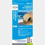 Presqu'Île de Quiberon/Auray/Carnac (Gps)
