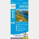 0822OT - Belle-Île / Îles d'Houat et d'Hoëdic  recto
