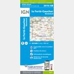 LA FERTE-GAUCHER.MONTMIRAIL (Carte)