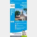 Brignoles/Le Luc/Lac de Carces (Gps)