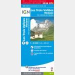 TOP25 Les Trois-Vallees/Modane/Pnr de la Vanoise (Gps) - Résistante - recto