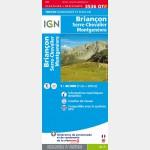 TOP25 Briancon/Serre-Chevalier/Montgenèvre (Gps) - Résistante - recto