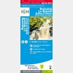 TOP25 Bussang-La-Bresse/Ballon d'Alsace (Club Vosgien) (Gps) - Résistante - recto