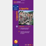 Carte IGN - Ligurie - Recto