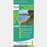 Top75 IGN - Calvi - Cargèse - Recto