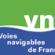 TRcé du canal Seine Nord Europe