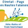 Vélo-Rails d'Etretat