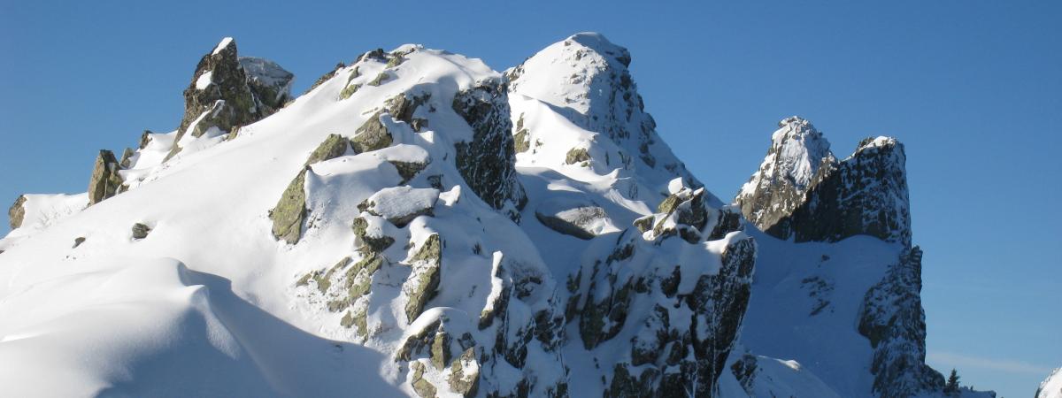 Vtt Ski Escalade Banzaille