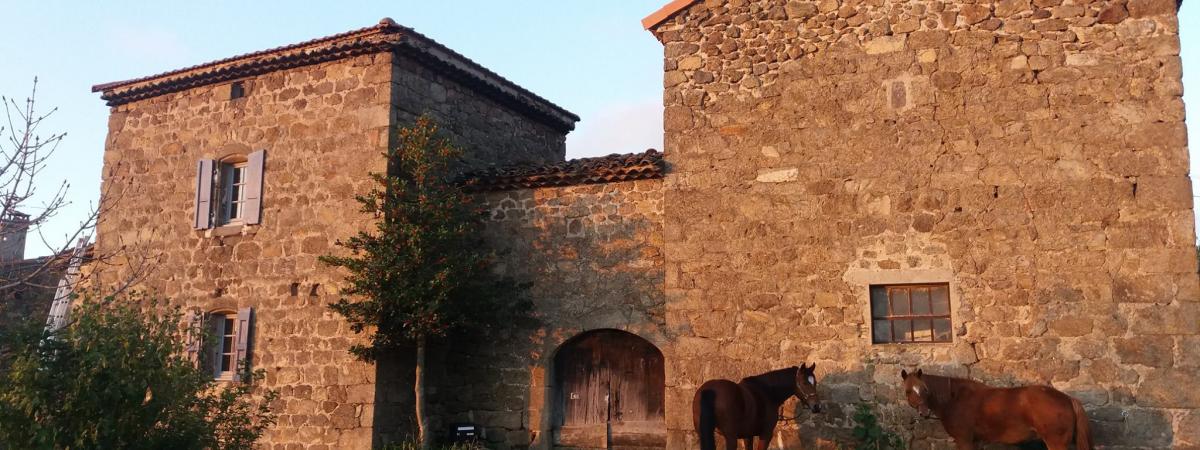 Les cavaliers du Balayn - St-Félicien