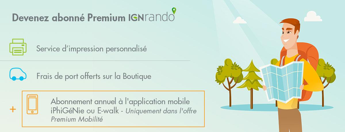 Devenez abonné Premium IGNrando