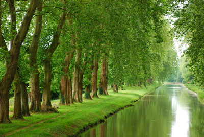 Canal de Briare (Loiret) ©Arnaud MOUQUET_Fotolia