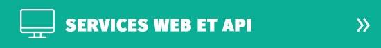 API Web IGNrando'